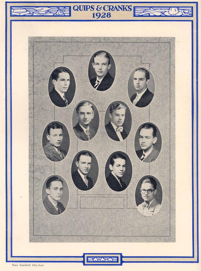 1928 Philosophy Club