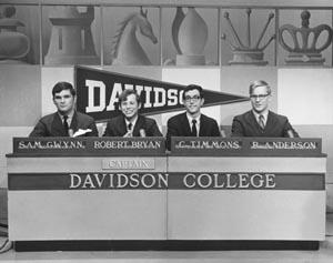1969 College Bowl Team