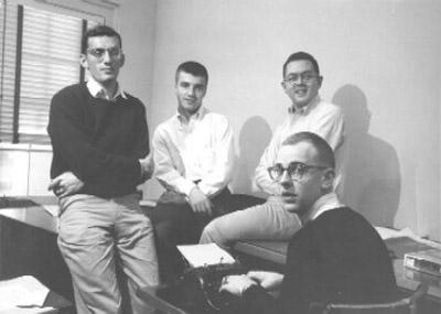 1957 staff
