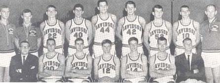 Basketball 1963-4