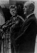 Rusk and Kennedy
