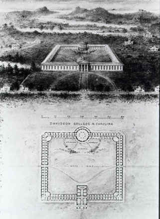 Old Chambers Plans