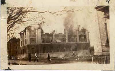 Watts burning