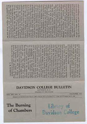 College Bulletin
