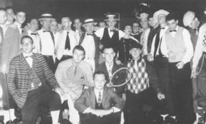the members of Phi Delta Theta