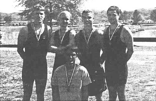 2001 Crew Team