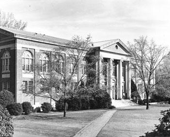 Martin Chemical Laboratory, 1969