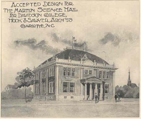 Proposed Martin Chemical Building