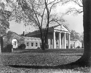 Cunningham Fine Arts Building