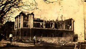 Watts after the fire