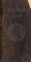 1920 handbook cover