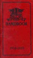 1934 handbook cover