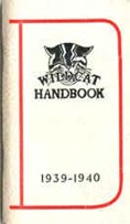 1939 handbook cover