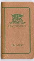 1941 handbook cover