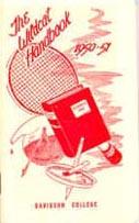 1950 handbook cover