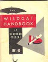 1961 handbook cover