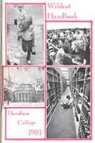 1981 handbook cover