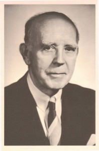 photo of Little in 1969