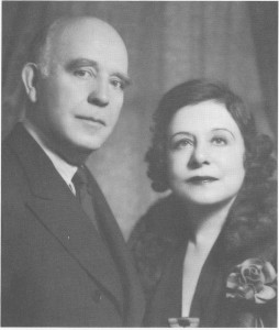 photo of Mr. and Mrs. Little