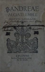 Cover of Emblem book