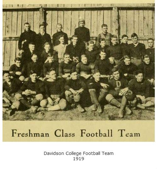 1919 Freshman Class Football Team
