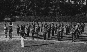 The First ROTC Band
