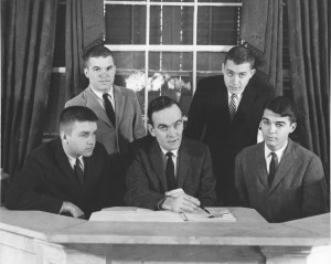 1959 College Bowl Team