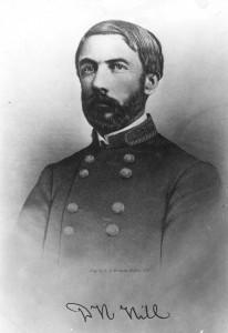 Major D.H. Hill