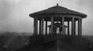 Old Chambers cupola