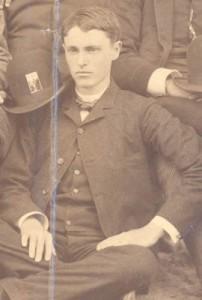 Howard Banks, class of 1888