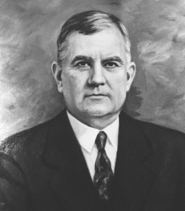 J. Moore McConnell, Dean of Instruction, 1928-1935