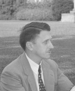 C. K, Brown, Dean of Faculty, 1941-1952