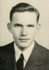 Spencer's Senior year Photo 1940