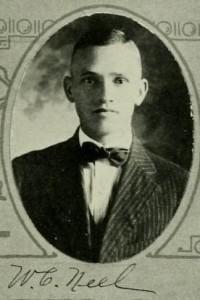 Wilton C. Neel, class of 1920
