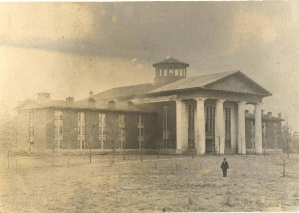 Original Chambers Building