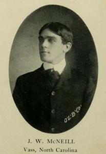 John W. McNeill, class of 1904