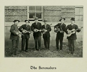 Formerly Guitar and Mandolins, now Serenaders