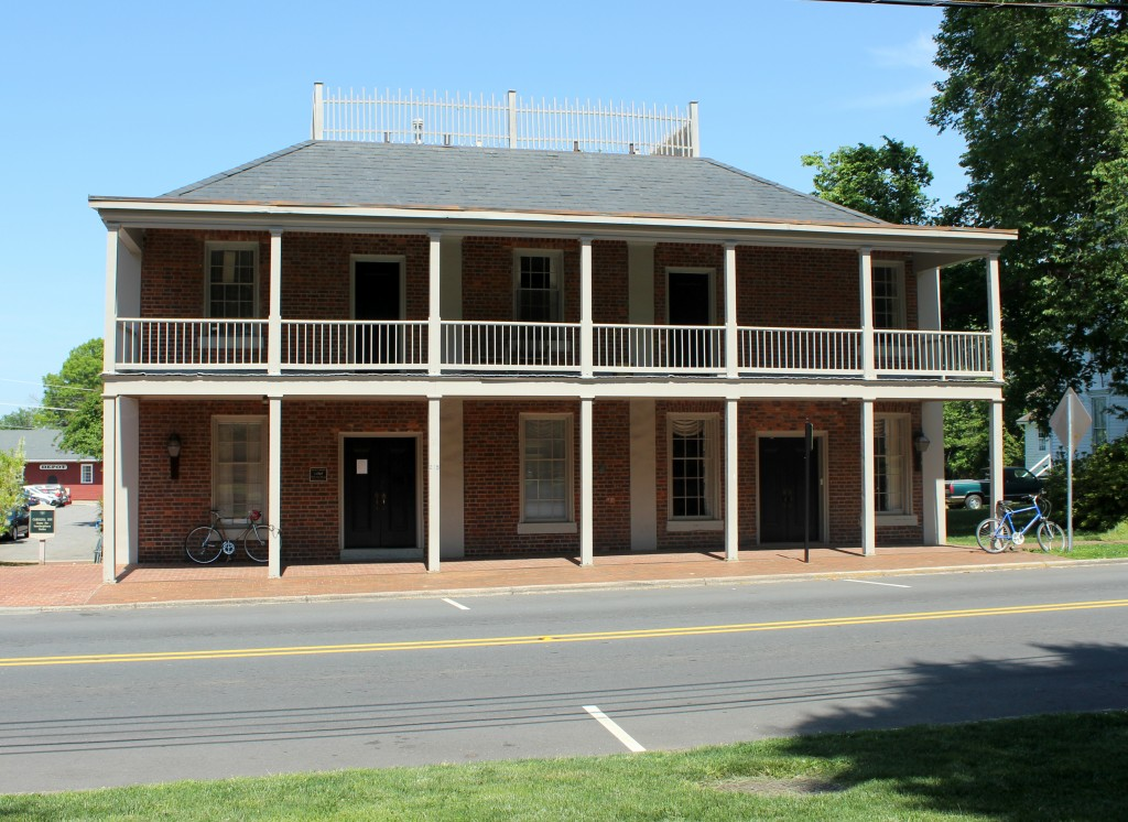 The Carolina Inn, May 2014.