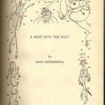 A Peep into the Past Title Page