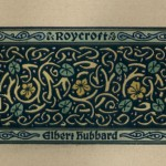 Roycrofters Printers Mark