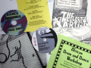 Is documenting Davidson Dance Ensemble the same as documenting dance?