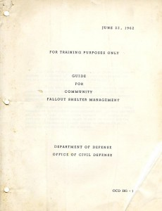 This handbook for Civil Defense was added to RG 3/1.2.058