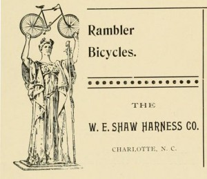 1895 Advertisement