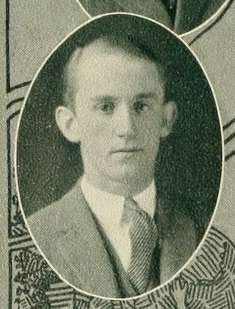 Caldwell Pharr Johnston, class of 1925 and grandfather to a member of the class of 1919