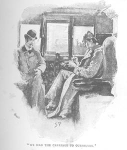 Sherlock Holmes Adventures illus 1