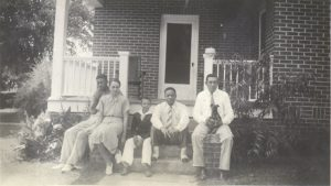 Hood Norton and family