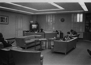 Ovens Union lounge