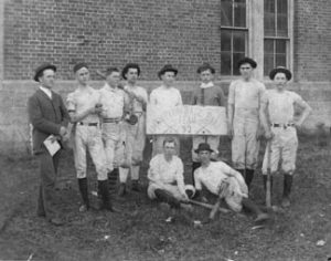 1892 baseball team