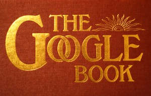 "A picture of a book titled ""The Google Book"""