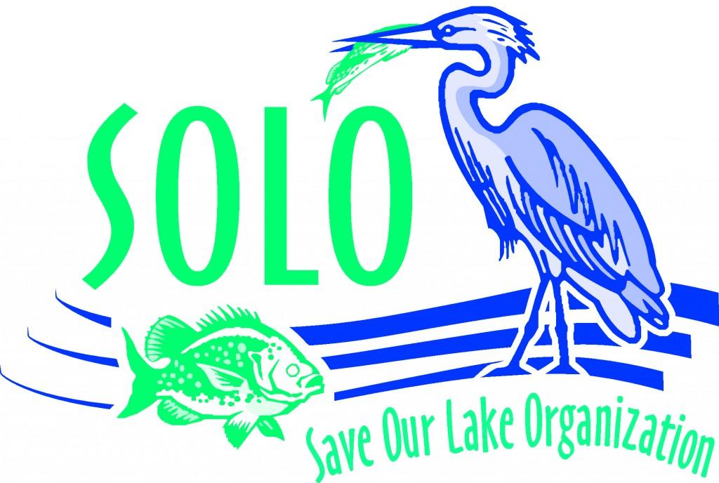 Logo of Save Our Lake organization